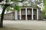 Рубцовский драматический театр - здание нуждается в ремонте