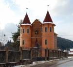 """Отель """"Бельвадер"""" - маленькая Эвропа среди гор."""