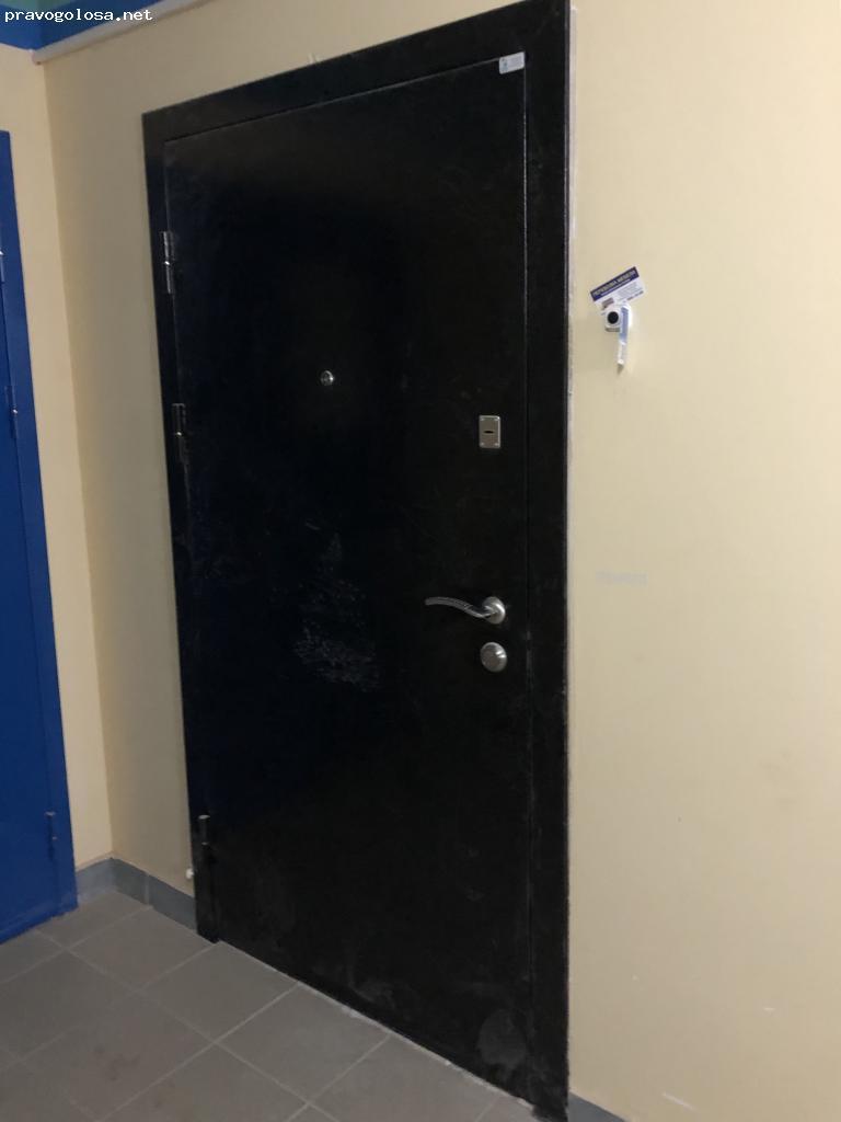 Отзыв на Входные двери Sigma
