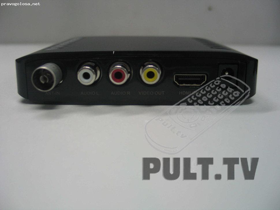 Отзыв на Ресивер цифрового телевидения REXANT RX-510 DVB-T2