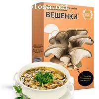Отзыв на Набор для выращивания грибов Домашняя Грибница