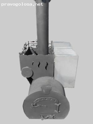 Отзыв на Печь для бани горыныч завода термосфера