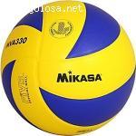 Мяч волейбольный Mikasa MVA330 отзывы