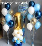 Сервис доставки воздушных шаров - БлаБлаШар отзывы