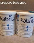 Kabrita 1 GOLD  Адаптированная смесь на основе козьего молока для детей от 0 до 6 месяцев отзывы