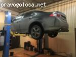 Авторебус Honda Accord отзывы