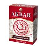 Akbar Классическая серия чай  черный крупнолистовой 250 г отзывы
