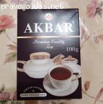Чай Akbar Limited Edition черный  байховый цейлонский Крупнолистовой отзывы