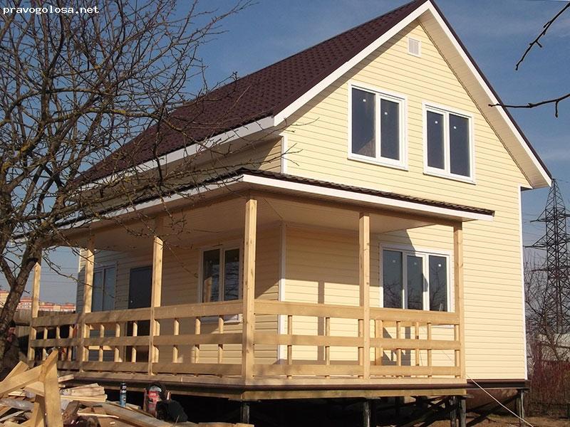 проекты домов из пеноблоков 8х8 с мансардой бесплатно