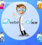 Сервис по раскрутке в соцсетях DoctorSmm отзывы