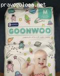 Подгузники от компании Goonwoo отзывы