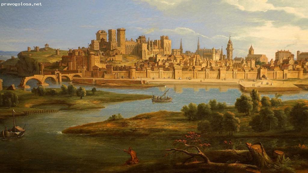 Отзыв на Евгения Дравина экскурс по нашим городкам - от Авиньона до Канн