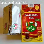 Чай Do Ghazal Pure Ceylon Tea FBOPF черный отборный цейлонский с добавлением большого количества тип отзывы