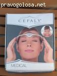 Медицинский прибор Cefaly (Цефали) для лечения головных болей и мигрени отзывы
