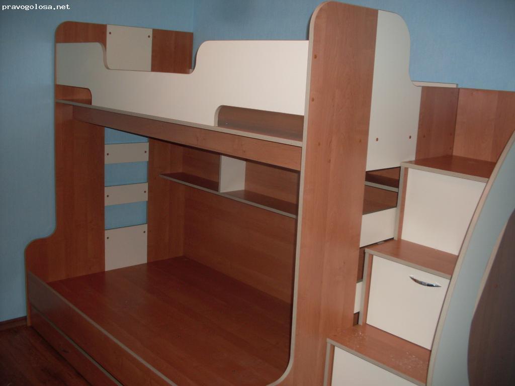 Отзыв на Детская мебель Орбита-Мебель.ру