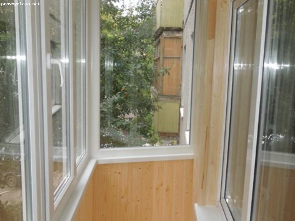Москва: остекление лоджий,балконов, отделка,утепление цена 2.