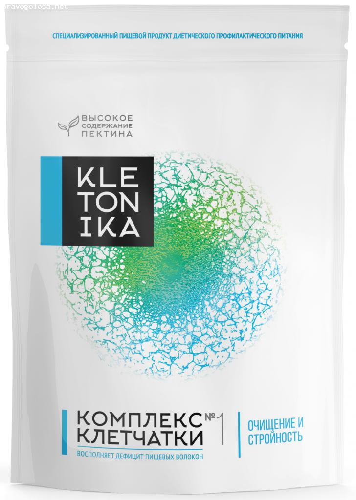 Отзыв на KLETONIKA