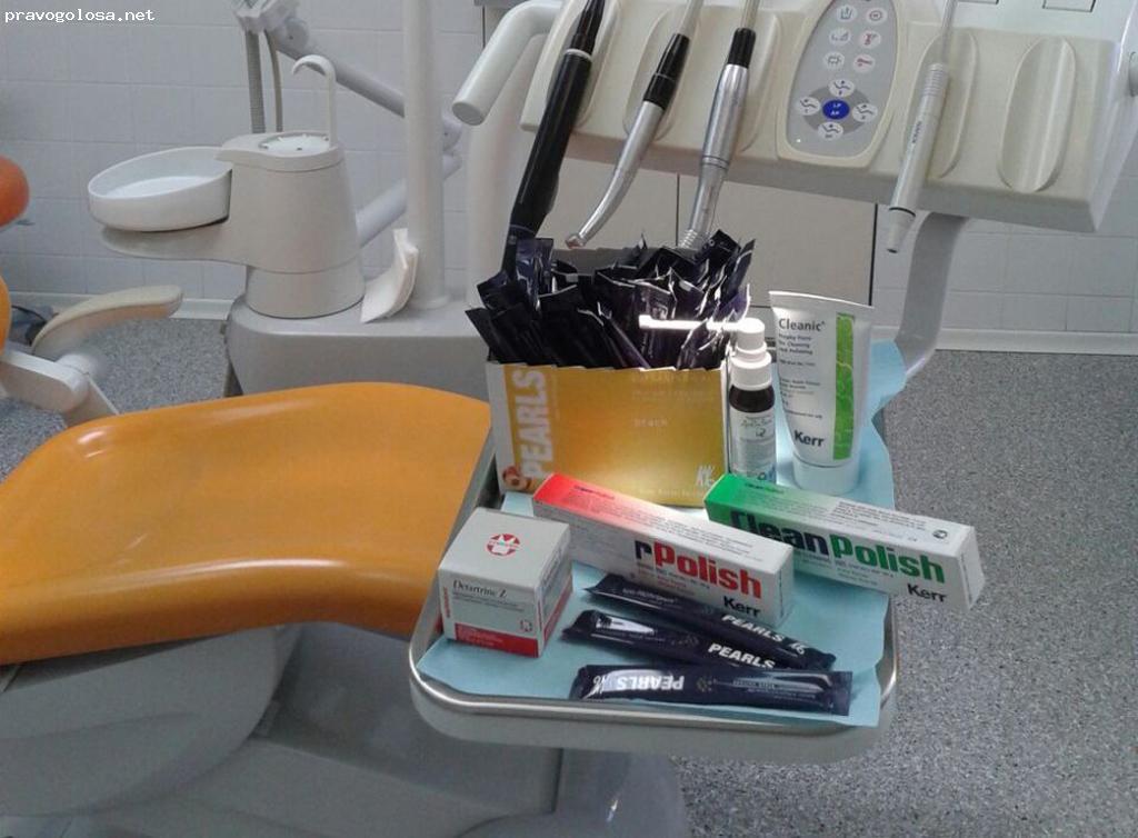 Отзыв на Сеть стоматологических клиник Росдент