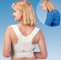 Корректор осанки chest belt