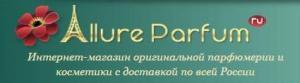 Интернет-магазин оригинальной парфюмерии AllureParfum.ru
