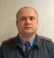 Майор полиции Карнаухов Александр Сергеевич.