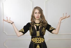 Этнотерапевт Злата Оболенская