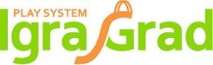 Igragrad, производитель детских деревянных игровых площадок.