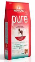 Корм для собак Meradog PURE Truthahn & Reis (индейка и рис)