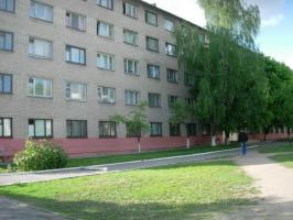 Общежитие МГВРК