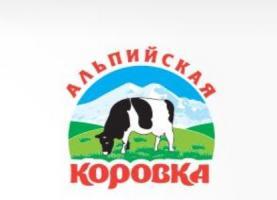 Альпийская коровка. Сметанный продукт