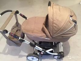 Детская коляска Hartan Topline S