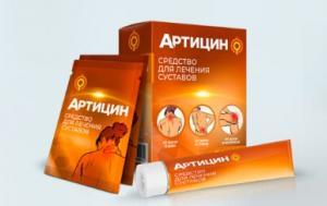 АРТИЦИН — уникальный комплекс против суставных болезней