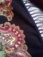 Павлопосадские шерстяные платки