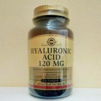 Solgar Hyaluronic Acid 120 mg