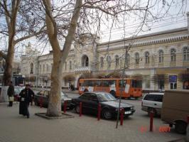 Мэрия города Кишинев
