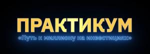 """Практикум """"Путь к миллиону на инвестициях"""" Артем Сребный"""